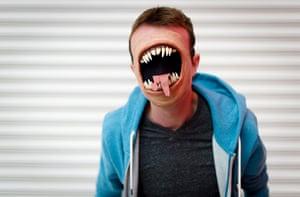 20 Photos: comic fan Wayne Adams at MCM London Comic Con 2013