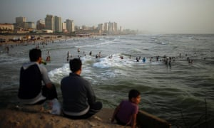 Gaza City Beach