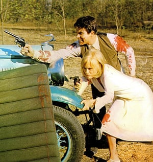 philip: Bonnie and Clyde