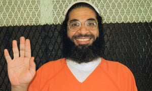 Shaker Aamer, who is on hunger strike at Guantánamo Bay.