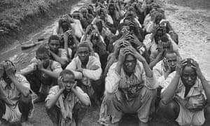 Kenyan Mau Mau prisoners