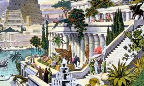 Taman Gantung Babilonia Fakta Terbaru Lokasinya