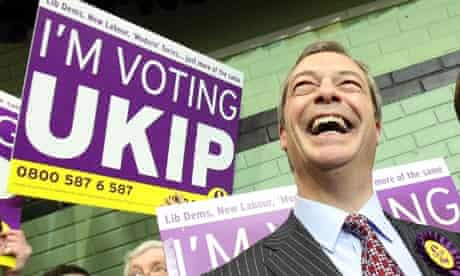 Ukip Nigel Farage