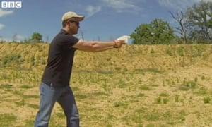 3D gun fired