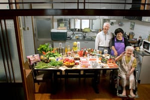 Hungry Planet: Matsuda Family - Japan