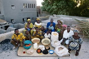 Hungry Planet: Natomo Family - Mali