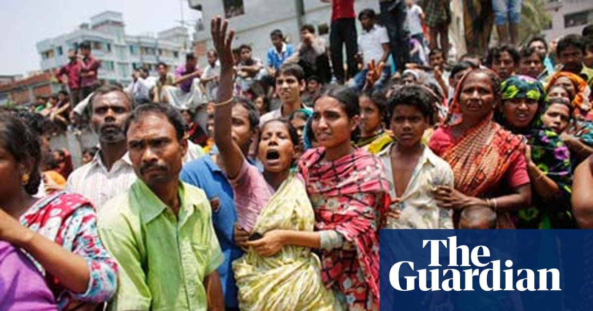Apto sátira Guia  The Bangladesh factory collapse: why CSR is more important than ever |  Guardian Sustainable Business | The Guardian