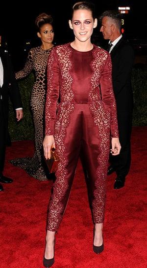 Madonna: Kristen Stewart