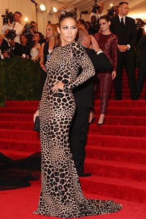 Madonna: Jennifer Lopez