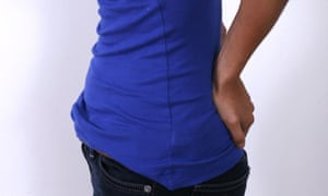Scientists in Denmark found that 20% to 40% of chronic lower back pain was caused by bacterial infections.