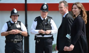 """Britain's Deputy Commons Speaker, Nigel Evans walks past the Houses of Parliament in central London. Evans said that allegations of raping one man and sexually assaulting another were 'completely false'"""", adding that he had previously regarded both men as friends."""