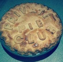 Private Pie club logo