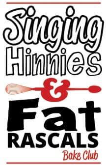 Singing Hinnies & Fat Rascals bake club