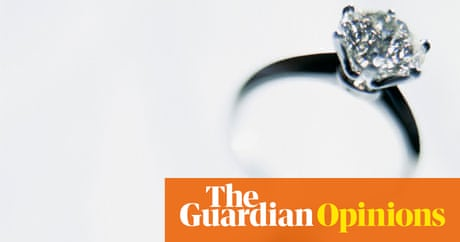 Male engagement rings: for love or money? | Rupert Myers | Opinion ...