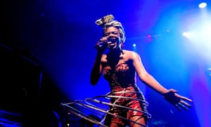 Noisettes Perform At KOKO In London