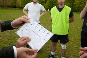 Three-sided football: Three-sided football3