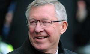Alex Ferguson: 'The notion of a retirement age is anathema to me'