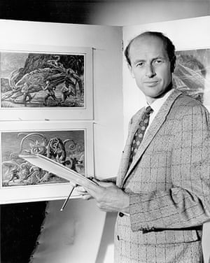 Ray Harryhausen obit: With storyboards for Mysterious Island, 1961