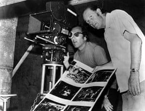 Ray Harryhausen obit: On the set of the Golden Voyage of Sinbad