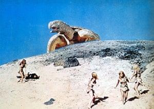 Ray Harryhausen obit: One Million Years BC, 1966