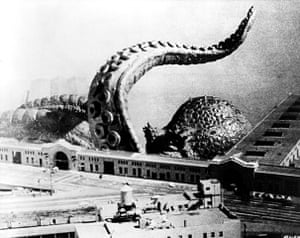 Ray Harryhausen obit: It came from beneath the sea, 1955
