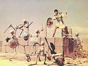 Ray Harryhausen obit: Jason and the Argonauts, 1963