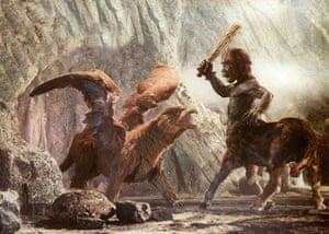 Ray Harryhausen obit: The Golden Voyage Of Sinbad, 1973