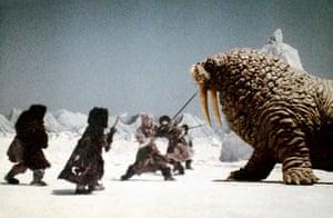 Ray Harryhausen: 'Sinbad and the Eye of the Tiger' Film - 1977