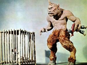 Ray Harryhausen: The 7th Voyage of Sinbad, 1958