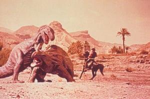 Ray Harryhausen: The Valley Of Gwangi, 1969