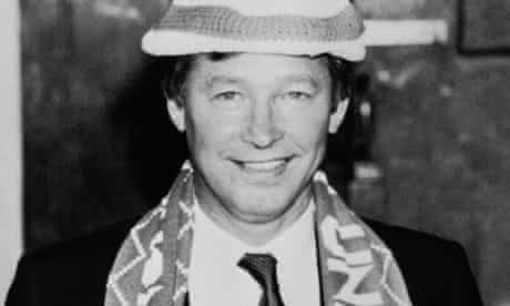 Alex Ferguson 1986