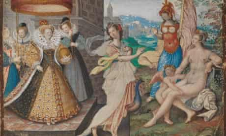 Elizabeth I miniature