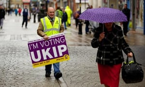 UKIP campaigner