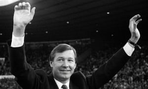 Fergie's first home game