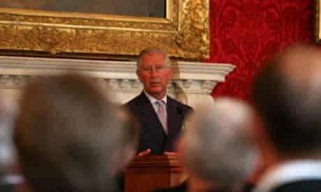 Prince Charles speech