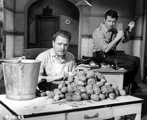 Bryan Forbes Richard Attenborough kitchen