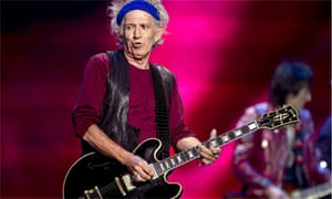 The Rolling Stones, May 2013