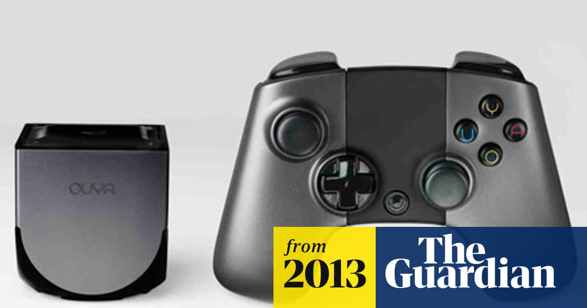 Ouya games console follows Kickstarter funding with $15m VC