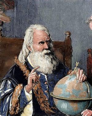 The 10 best: Galileo Galilei (1564-1642). Physicist