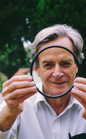The 10 best: Richard Feynman with Ring