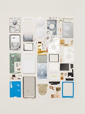 Things Come Apart: Disassembled ipod