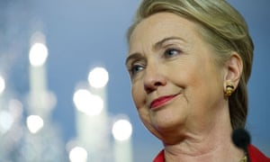 (FILES)US Secretary of State Hillary Cli