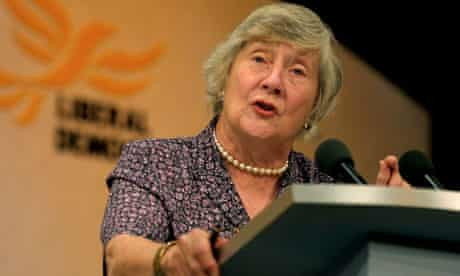 Lady Shirley Williams dismisses Lord Rennard sexual harrassment claims
