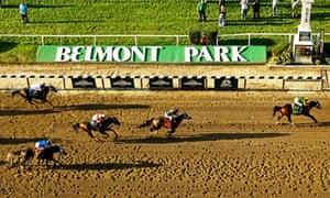 Palace Malice wins Belmont Stakes