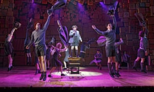 Those associated with Matilda mostly left the Tonys disappointed.