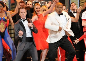 Tony awards: Mike Tyson joins the host Neil Patrick Harris