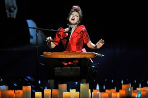 Tony awards: Cyndi Lauper