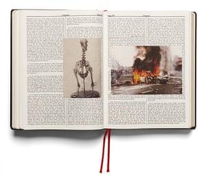 Broomberg and Chanarin : Holy Bible page 15