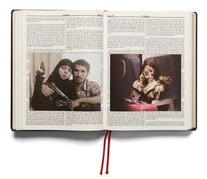 Broomberg and Chanarin : Holy Bible page 13