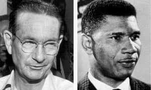 Byron Beckwith and Medgar Evers, 1963